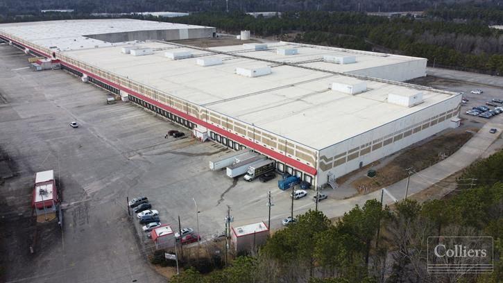 Bulk Cold Storage & Distribution Facility