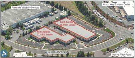 17800-17900 NE Riverside Parkway - Portland