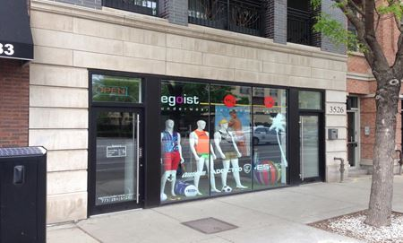 3526 N Halsted St, Chicago, IL - Chicago