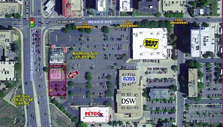 Former Village Inn - 4100 E Mexico Avenue - Denver