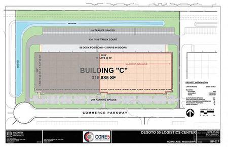 DeSoto 55 Logistics Center - Building C - Southaven