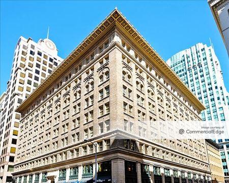 55 New Montgomery Street - San Francisco