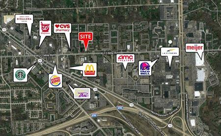 25810 W. 12 Mile Road - Southfield