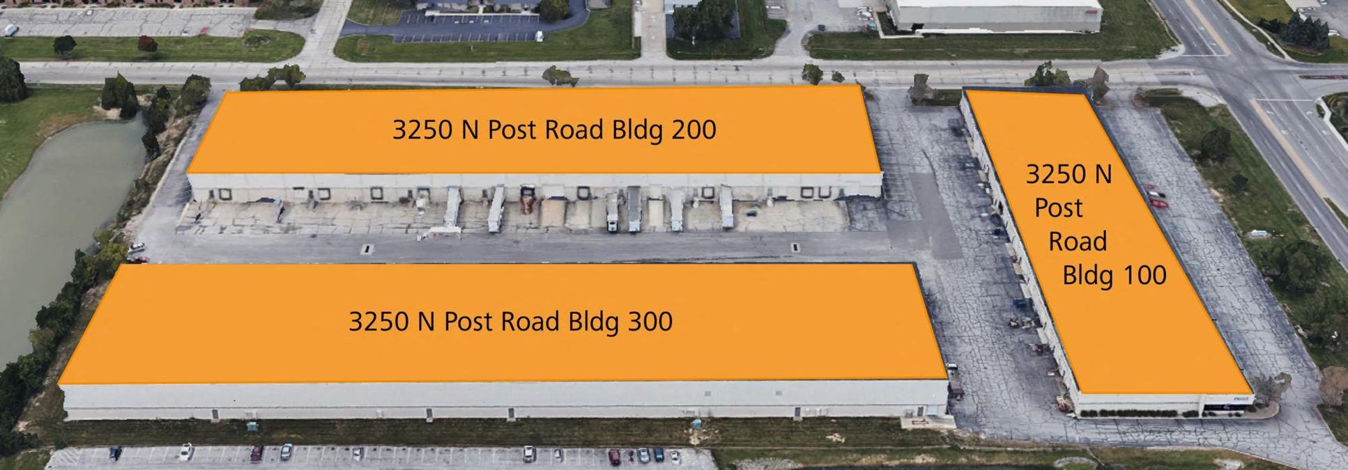 3250 N Post Road Bldg 100