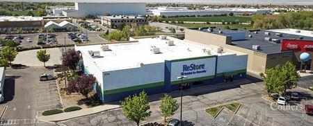 Layton Retail / Flex Building - For Lease - Layton