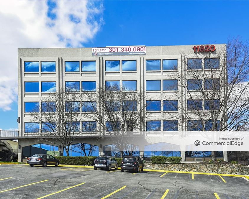 Parklawn Business Park - Saratoga Building