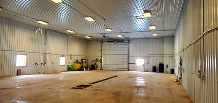 7,630 SQ FT On +/- 8.67 Acres With Offices & Truck Plug-ins - Arnegard