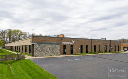 5,796 - 21,496 SF Industrial Space - Cherry Hill