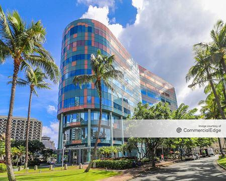 Bank of Hawaii Waikiki Center - Honolulu