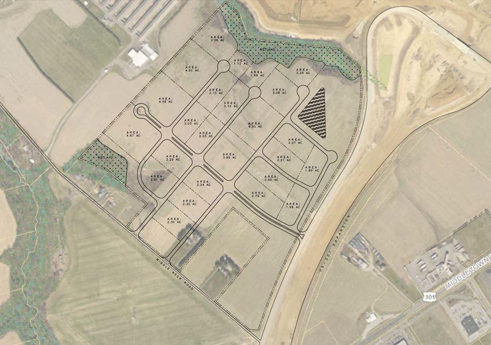Middletown Interchange Property