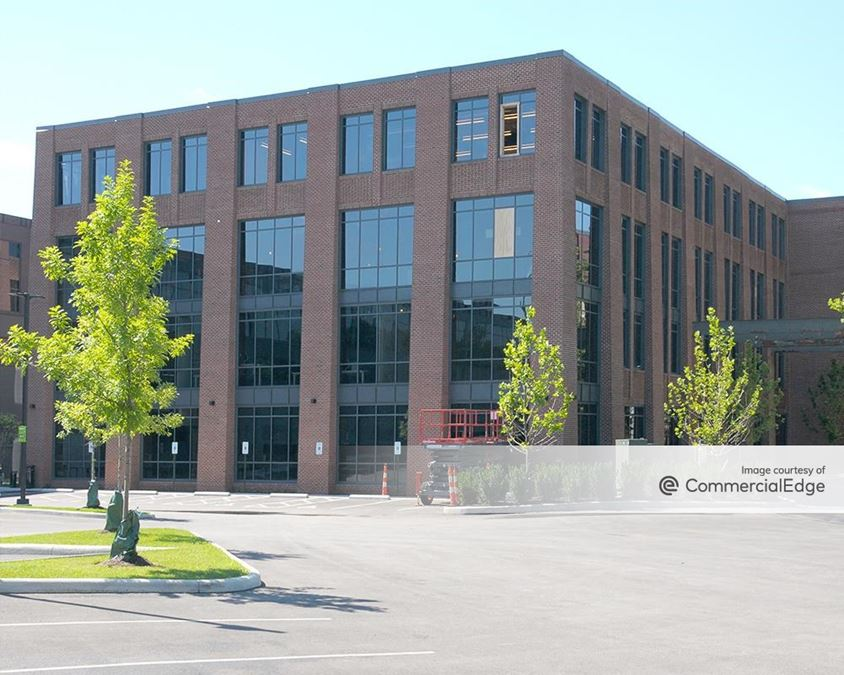 Buggyworks Office Building