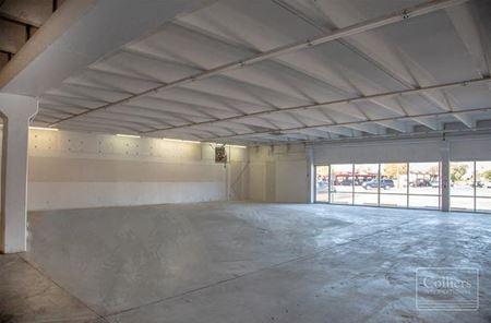 Retail Showroom Space Lease - Albuquerque