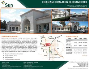 Cimarron Executive Park