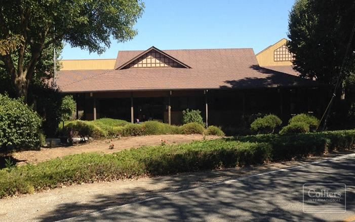R&D/OFFICE BUILDING FOR LEASE AND SALE