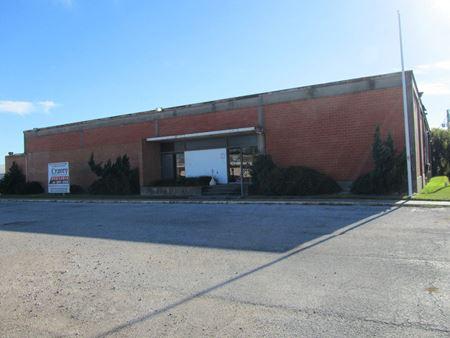 Dock High Distribution Warehouse - Corpus Christi