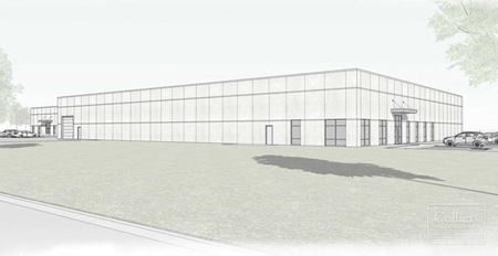 25,000 - 50,000 SF Industrial Building For Sale or Lease - Jackson