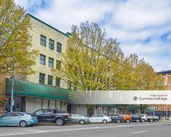 Oregon Building - Salem