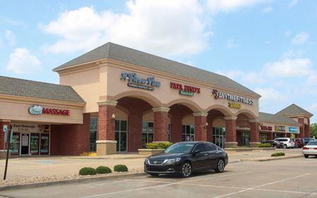 Homestead Shopping Center - Edmond