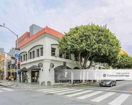 200-204 Santa Monica Blvd, 1401-1419 2nd Street & 1422-24 2nd Street - Santa Monica