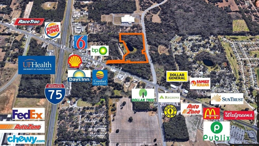 23 +/- Multi Family/RV or Commercial Acres