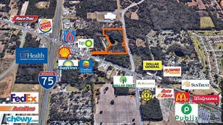 23 +/- Multi Family/RV or Commercial Acres - Ocala