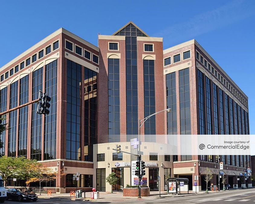 Illinois Masonic Medical Office Center