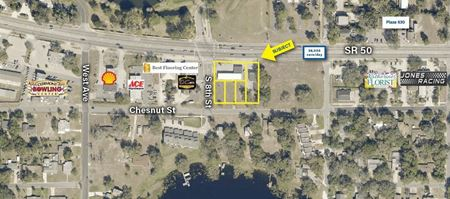 789 West Hwy 50 in Clermont, Florida - Clermont