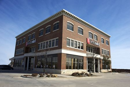 First United Bank Building - Denton