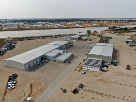 4-Building Industrial Campus - Williston