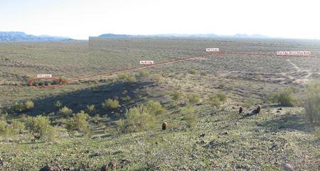 40 Acres - Rancho Luna Encantada, Big Horn Ranch - Salome