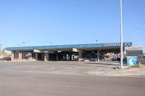 Car Wash with Office/Warehouse - Mesa