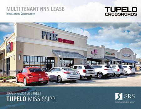 Tupelo, MS - Tupelo Crossroads - Tupelo