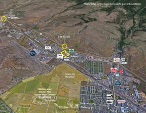 Missoula Development Park - Lots 8, 11, & 12 - Missoula