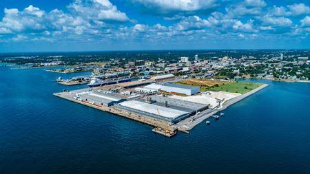 Port of Pensacola | WHSE 9 & 10 - Pensacola