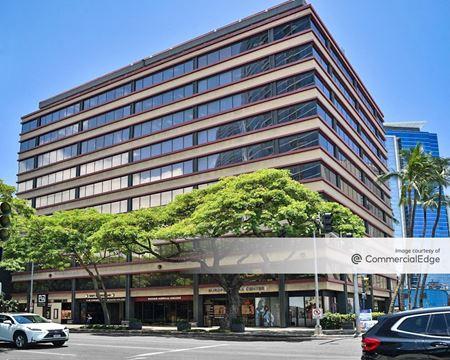 1221 Kapiolani Blvd - Honolulu