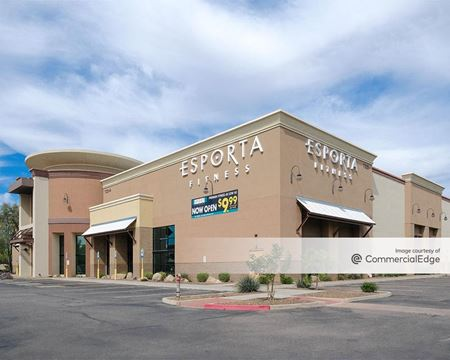 Plaza at Power Marketplace - Queen Creek