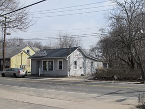 Commercial Street Retail/Office/Wet w/ 1 Bedroom Apartment *Owner Financing