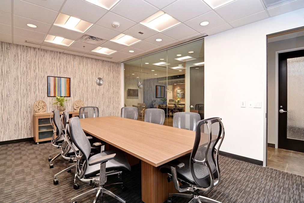 Regus | Raintree Corporate Center I