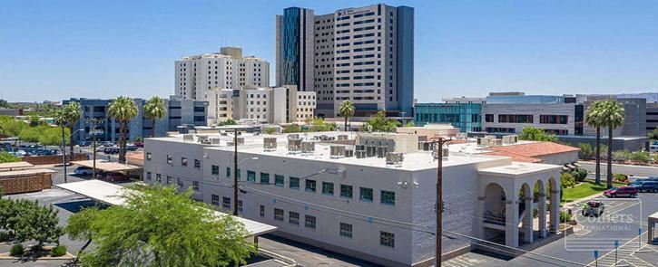 Medical Building for Lease in Central Phoenix
