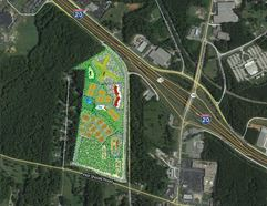 Mixed-Use Zoned Land Tract In Conyers    25.8 Acres - Conyers