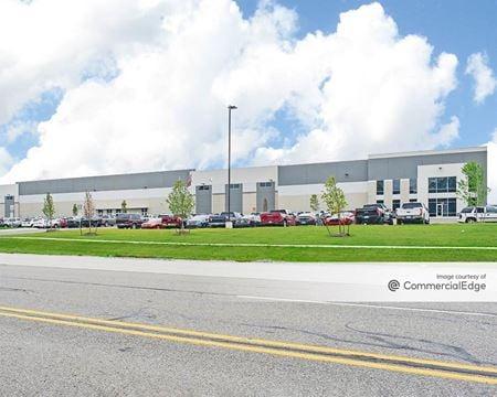 General Motors CCA Davison Roads Parts Processing Center - Burton