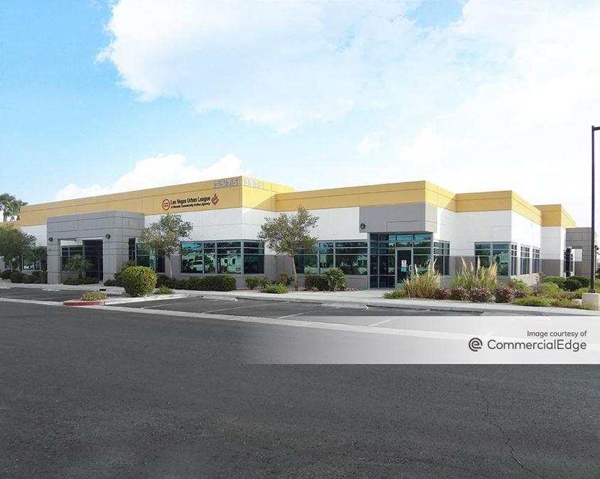 Cheyenne Airport Center - 3525 & 3575 West Cheyenne Avenue