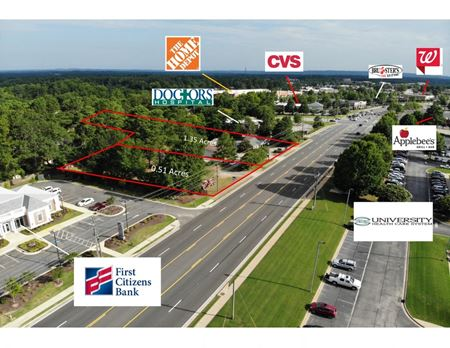 Belair Road Development Site - Evans