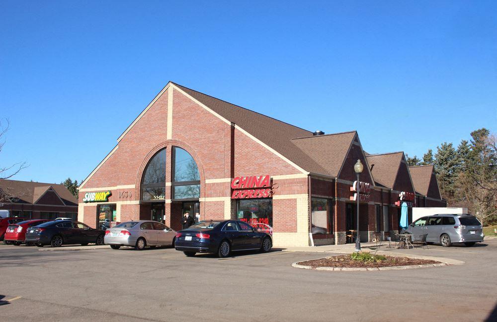 Haslett Commerce Center