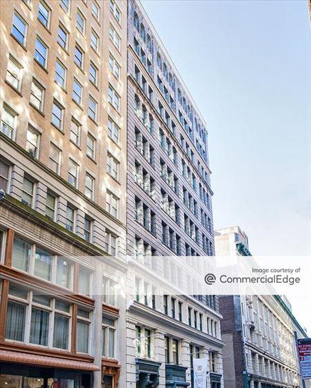 Cluett Building - New York