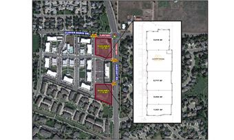 Clover Basin Drive & Airport Road - SWC