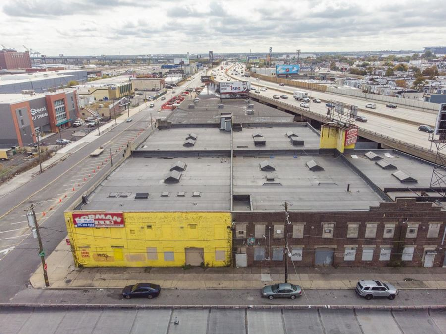Industrial/Flex Space Available in South Philadelphia
