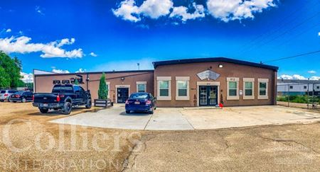 Newly Remodeled Industrial Building for Lease in Nampa, ID - Nampa