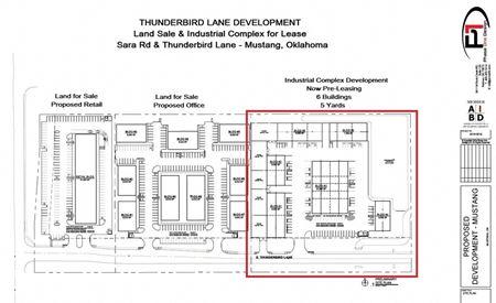 Thunderbird Lane Industrial Complex - Mustang