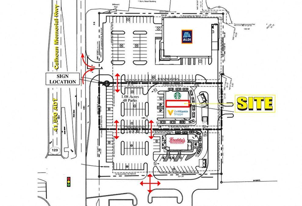 4839 Calhoun Memorial Hwy